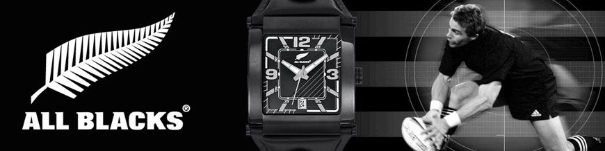 Montre - All Blacks