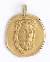 Medaille Or Christs