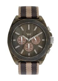 Montre WeWood Phoenix Chrono - Wenge Earth