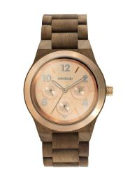 Montre WeWood Kappa - Chocolate