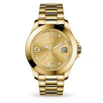 Montre Ice Watch steel - Gold shiny