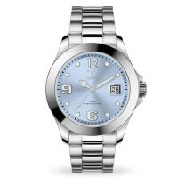Montre Ice Watch steel - Light blue