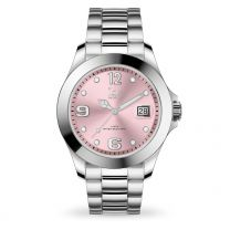 Montre Ice Watch steel - Light pink